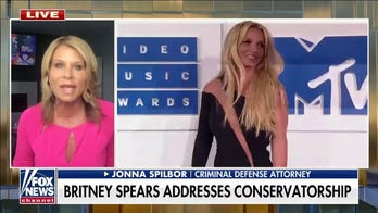 Britney Spears speaks in court over conservatorship, says she has been traumatized