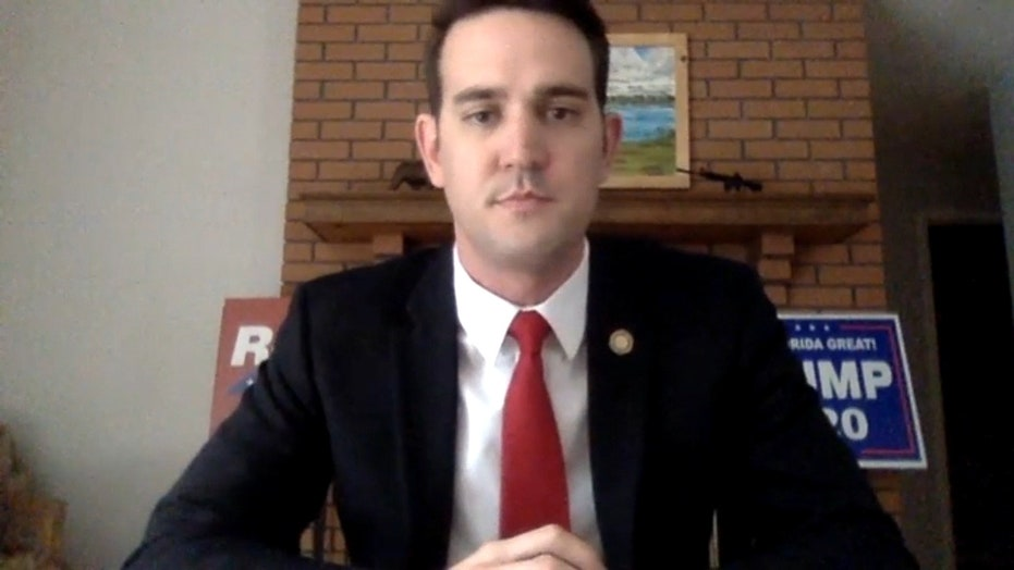 Florida congressional candidate Gavin Rollins on why Republicans are running against socialism