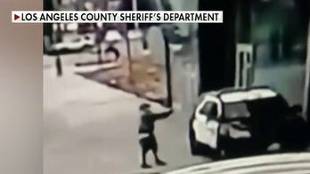 Search continues for gunman who shot 2 LA deputies, award for arrest grows to $675K