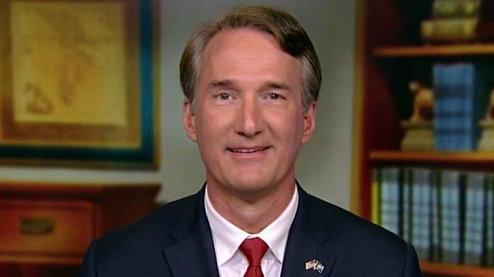 Republican Glenn Youngkin locked in tight Virginia gubernatorial race with Terry McAuliffe