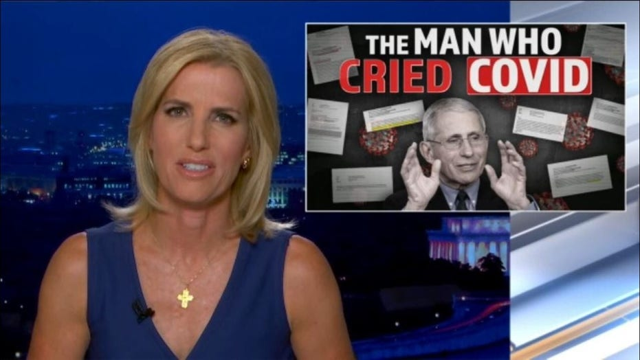 Ingraham blasts Fauci as 'Man who cried COVID', wonders if days are numbered
