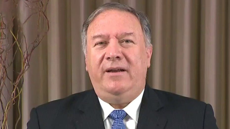 Pompeo says Wuhan lab was engaged in military activity alongside civilian research