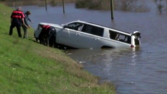 Mississippi emergency officials on high alert amid historic flooding