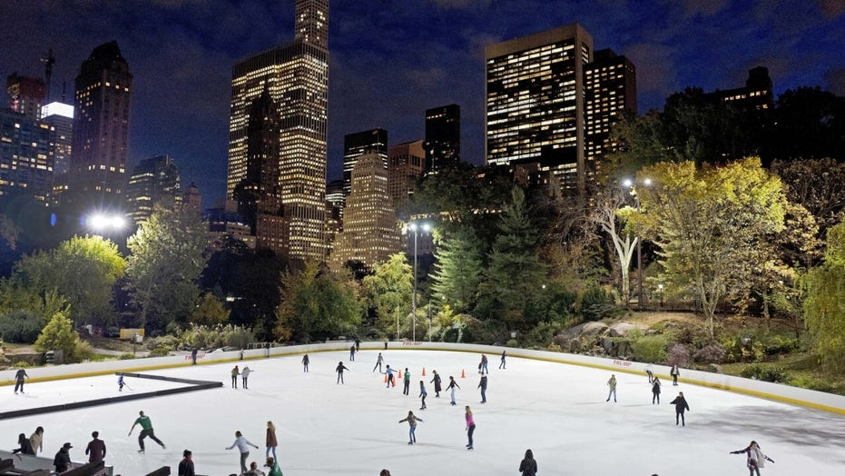 NYC allows Trump-run ice rinks to remain open