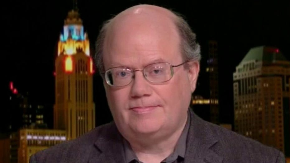 Wikipedia co-founder says he's 'embarrassed' over politicization of his creation