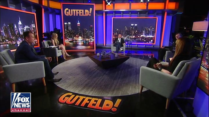 'Gutfeld!' panel on Charles Barkley's suggestion to let athletes fight fan