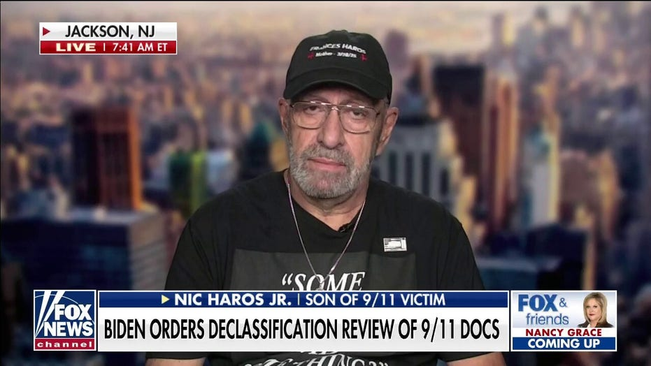 Son of 9/11 victim to Biden: Do not come to Ground Zero memorials