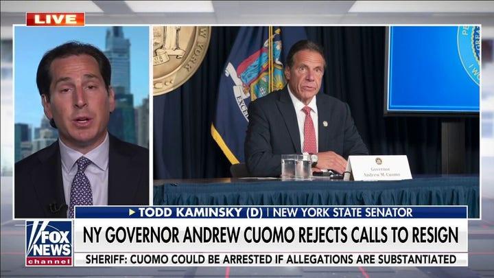 NY State Assembly likely to act swiftly toward Cuomo impeachment: Kaminsky