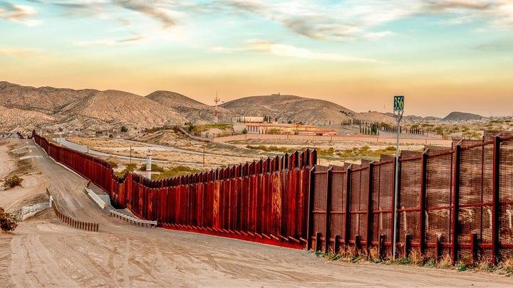 COVID-positive migrants overwhelm border