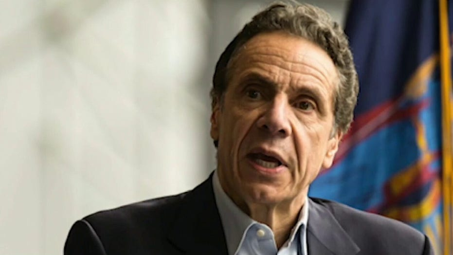 Cuomo aides downplayed COVID-19 death data: Report