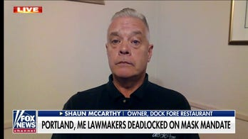 Portland, Maine, lawmakers deadlocked on whether to require masking indoors