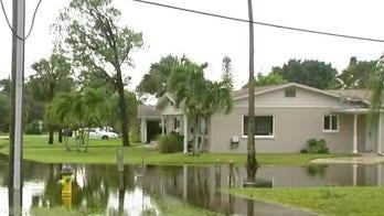 Tropical Storm Eta makes 2nd Florida landfall