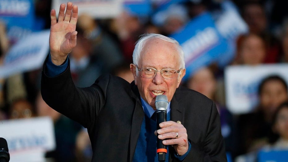 Sanders rallies supporters in Michigan ahead of crucial primaries