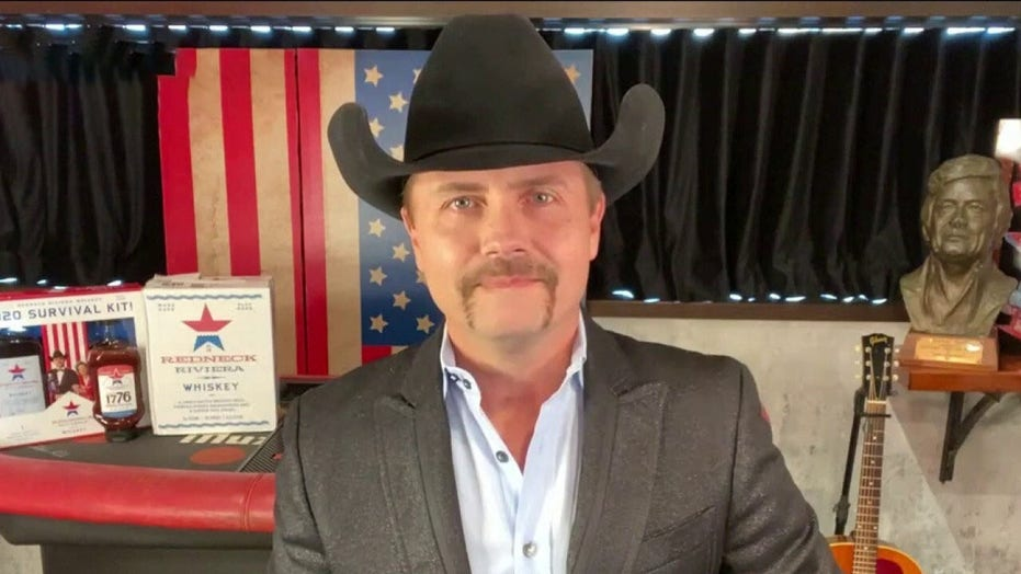 John Rich reveals what he learned from stars, athletes about success: 'Kind of flies in the face of socialism'