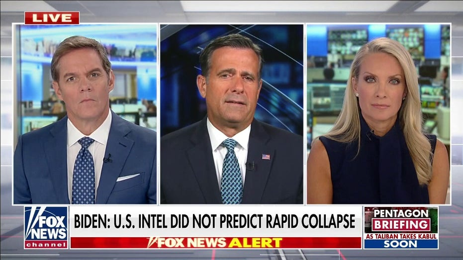 John Ratcliffe: 'You don't need to be an intelligence expert' to see what happened