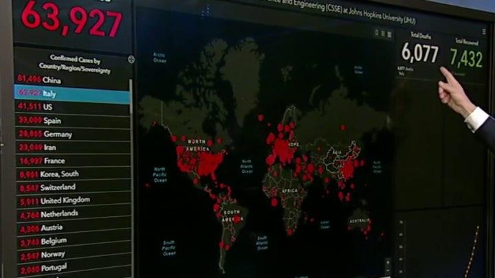 Over 360,000 confirmed coronavirus cases worldwide