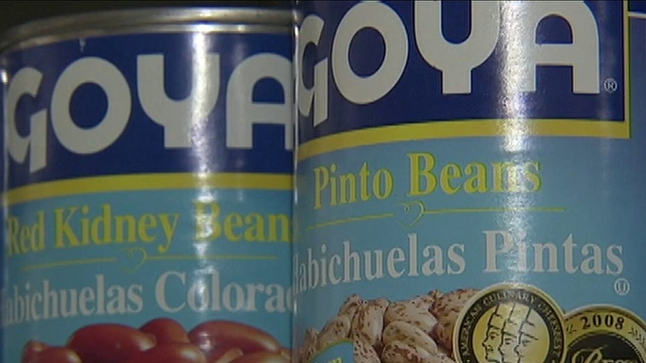 Goya 'buy-cott' begins as customers load up on products after Trump backlash