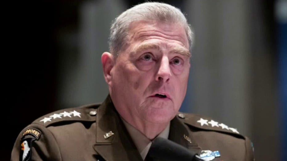 Domenech: Gen. Milley's record is a dismal roll call of failures