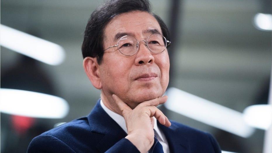 Body of missing Seoul mayor discovered