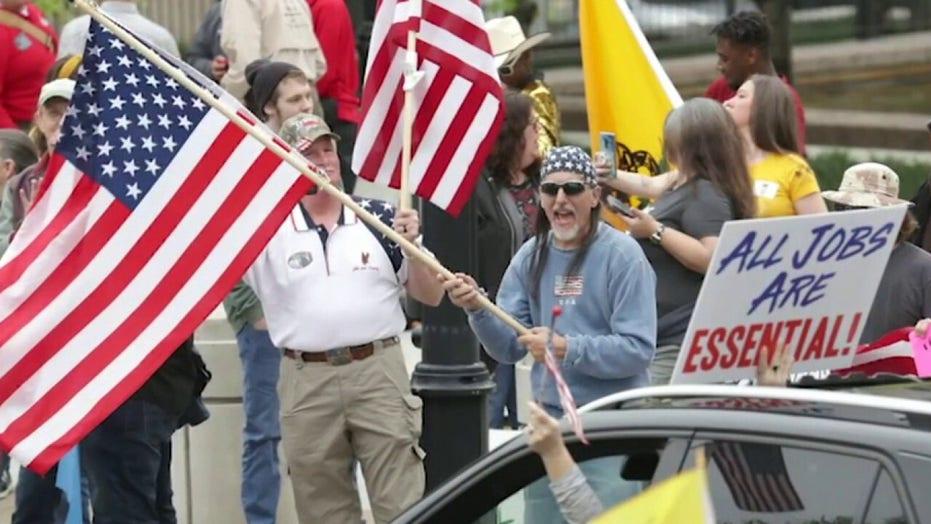 Barr calls stay-at-home orders 'unprecedented burdens on civil liberties'