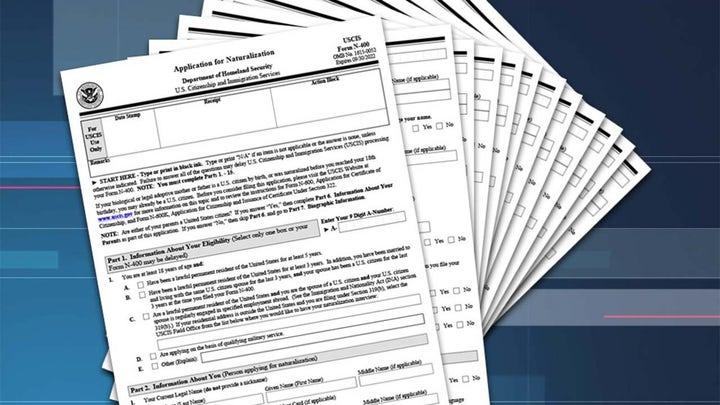 US launches DOJ unit to revoke citizenship of criminal immigrants