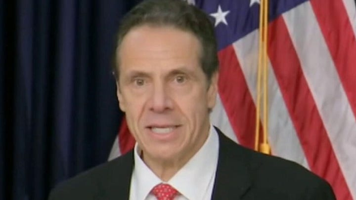 New York lawmakers intend to strip Cuomo of emergency powers