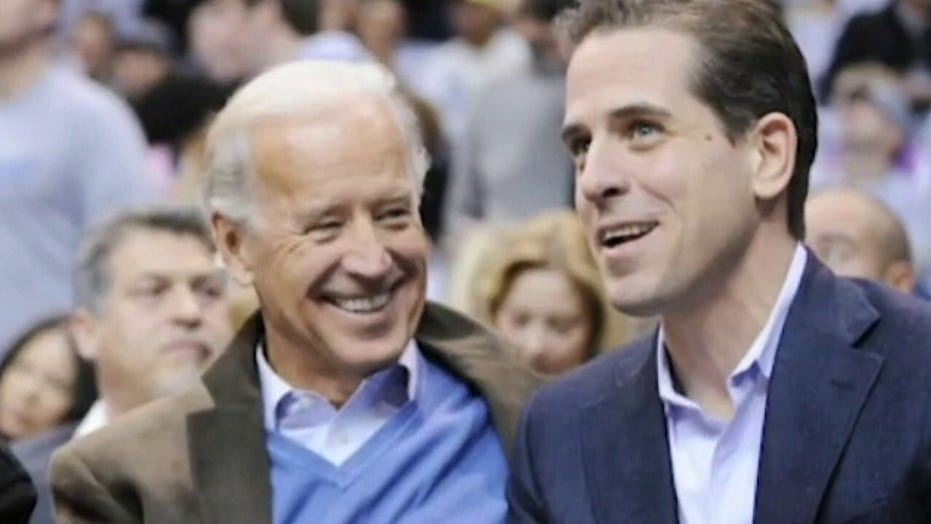Images from Hunter Biden's laptop call into question Joe Biden's denial of talking business with son