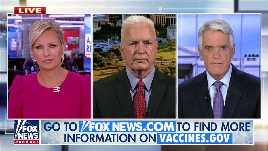If you aren't vaccinated and haven't had COVID, you will get Delta variant: Adm. Giroir
