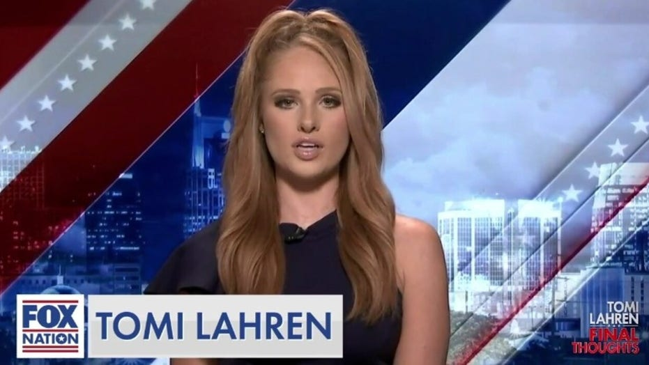 Tomi Lahren rips Fauci, tells him to 'kick rocks' for silence on Obama birthday while shaming conservatives