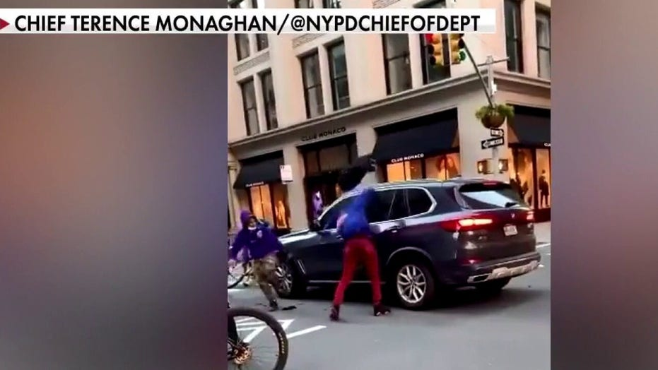 NYPD drops charges against teen thought to be part of BMW bicycle gang attack