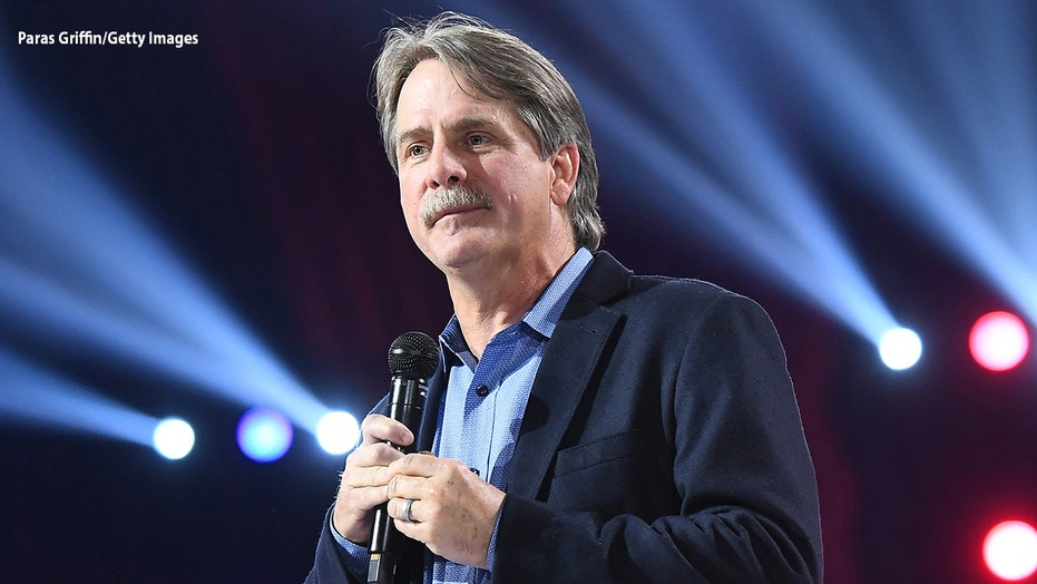 Jeff Foxworthy talks cancel culture in comedy world, new series 'What's It Worth?'