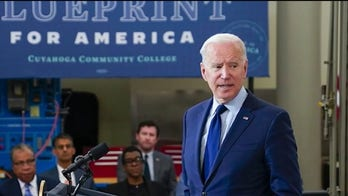 Biden's $6 trillion spending plan includes extensive tax hikes