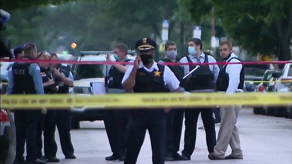 Major US cities report uptick in shootings amid push to defund police