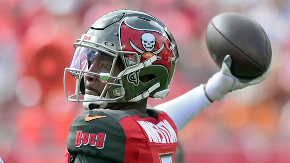 Jameis Winston on developing toll-free COVID-19 hotline