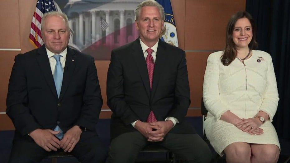McCarthy dings Biden: Notice mask orders ended 'Gasoline went to $7, and they wanted change in news'