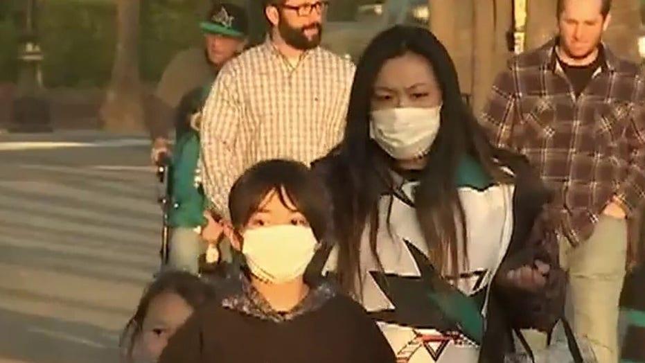 Santa Clara, Calif. bans all large gatherings in response to coronavirus