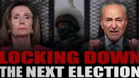 Ingraham: Locking down the next election