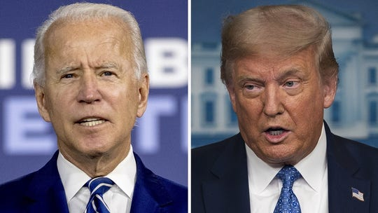 Biden leads Trump in three key battleground states in new Fox News Polls