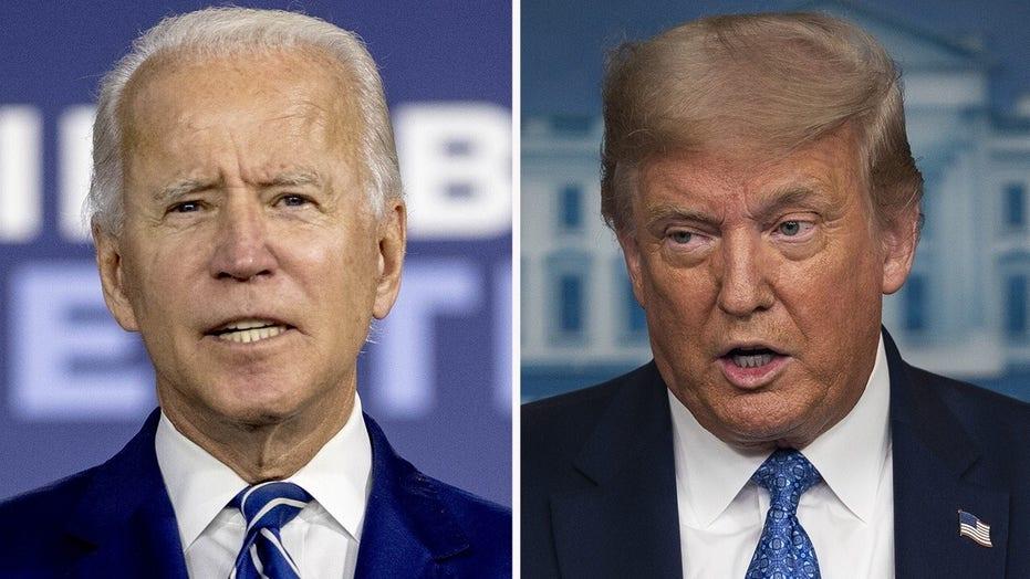 Biden leads Trump in three key battleground states in new Fox News Polls