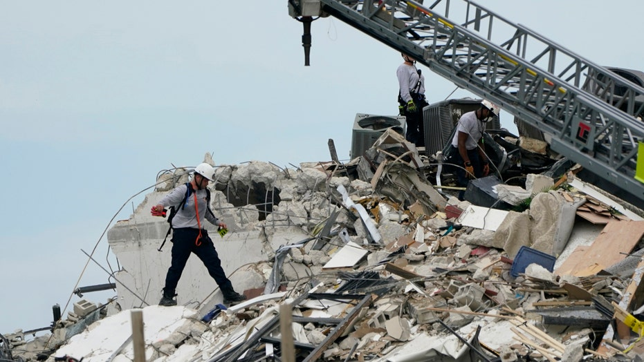 Surfside condo collapse: How long can you survive under rubble?