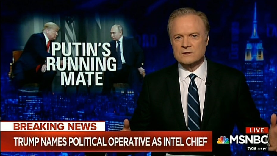 MSNBC's Lawrence O'Donnell declares Trump to be 'Russian operative'