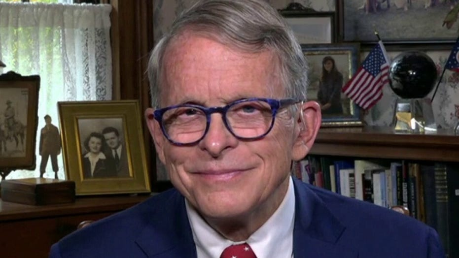Ohio Gov. DeWine: 60% of nursing home staff haven't been vaccinated
