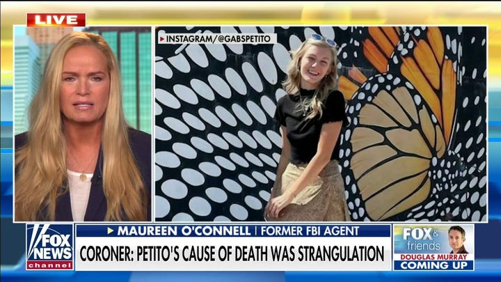Former FBI agent on Gabby Petito case: Officials 'working hard' to make case 'bulletproof'