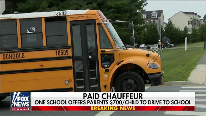 Pandemic, labor competition leading to school bus driver shortages across US