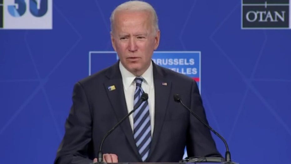 Media ignores Biden's attack against GOP while abroad after shredding Trump for violating political norm