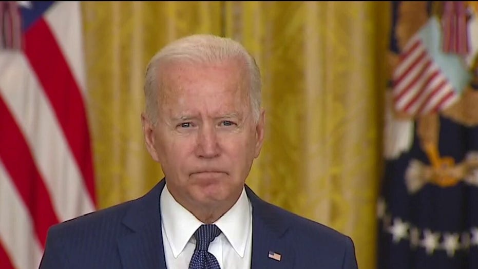 Retired SEAL commander doubts Biden's vow to avenge Kabul attack: 'Hollow words off a teleprompter'