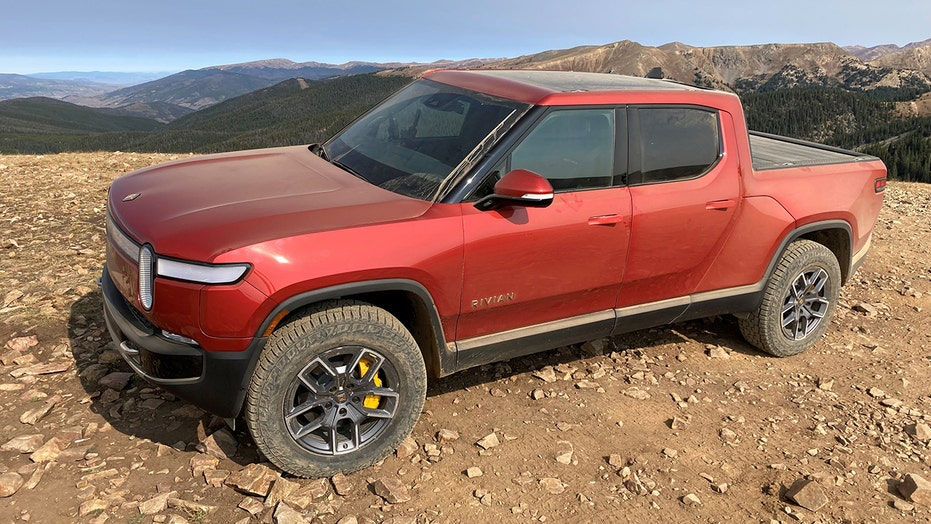 Test Drive: The 2022 Rivian R1T electric pickup is a game-changing truck