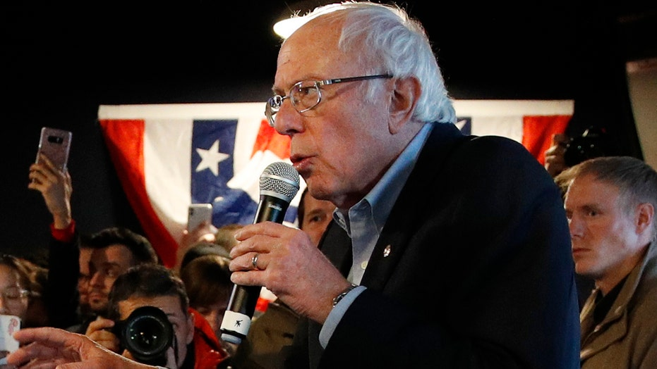 Bernie Sanders: Iowa caucuses are the 'beginning of the end for Donald Trump'