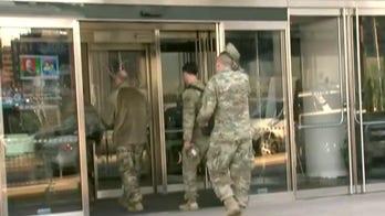US military to treat non-coronavirus patients at NYC Javits Center