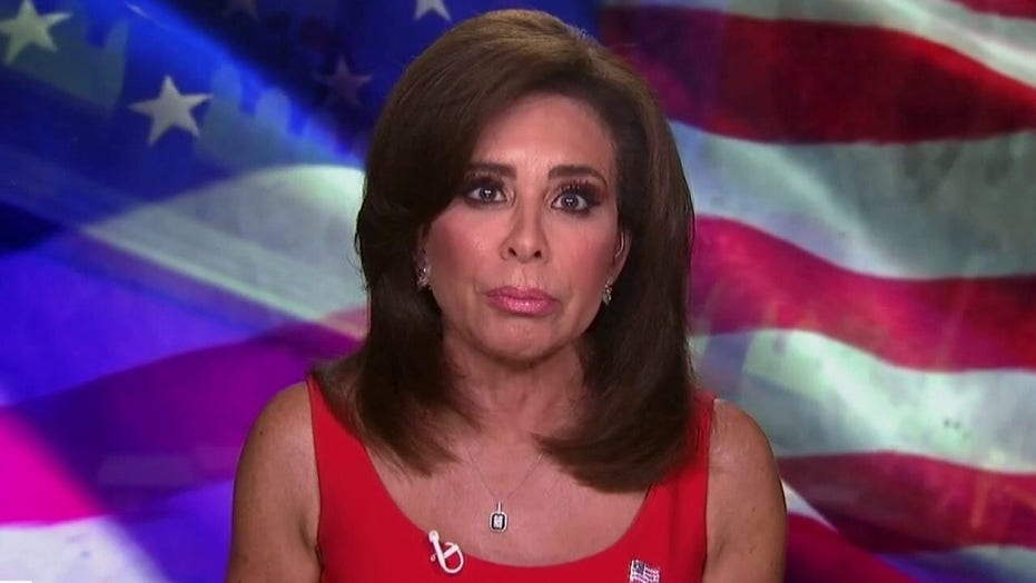 Judge Jeanine slams Gwen Berry for protesting flag: 'She doesn't have a clue'